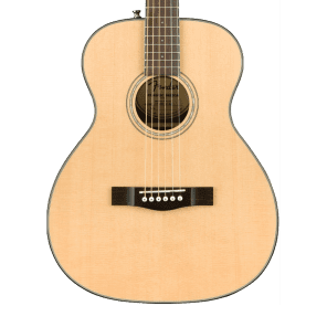 Fender CT-140SE Travel Guitar with Electronics Natural