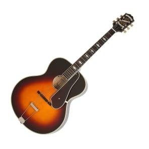 Epiphone Masterbilt Century Collection De Luxe Acoustic/Electric Guitar Vintage Sunburst