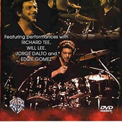 Steve Gadd In Session DVD