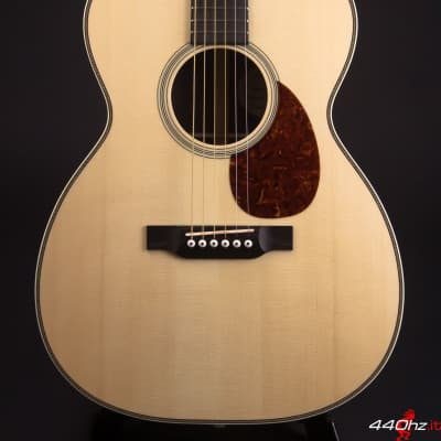 Bourgeois OM Vintage Italian Spruce / Indian Rosewood - Ex Demo for sale