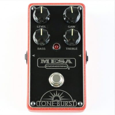 MESA BOOGIE TONE-BURST BOOSTER for sale