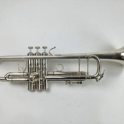 Used Bach 37 Bb Trumpet (SN: 647828)