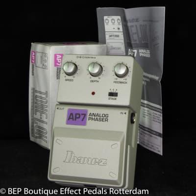 NOS Ibanez AP7 Analog Phaser s/n 08400617
