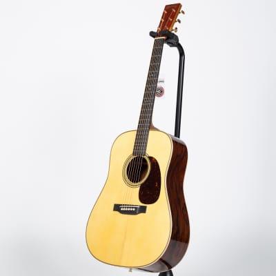Martin Custom D-14 Fret Acoustic Guitar - Italian Alpine/Cocobolo for sale