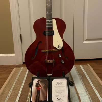 Epiphone James Bay Signature Inspired By '66 Century Outfit for sale