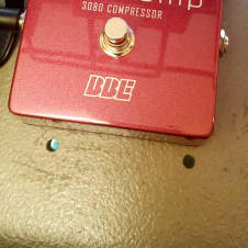 "BBE All-Analog VariComp Compressor Pedal.  Get Your ""Sweet Home Alabama"" Sound Right!"