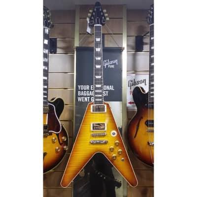 Guitarra Electrica GIBSON Custom Shop Flying V Standard Figured for sale