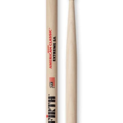 Vic Firth X5A Extreme 5A American Classic Drum Sticks