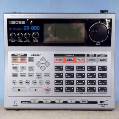 Boss DR-880 Drum Machine