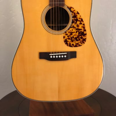 Blueridge Historic Series BR-160A (Adirondack Top) Guitar & Gigbag #19050116