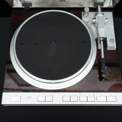 Denon DP-47F Fully Automatic Direct Drive Vintage Turntable - 100V