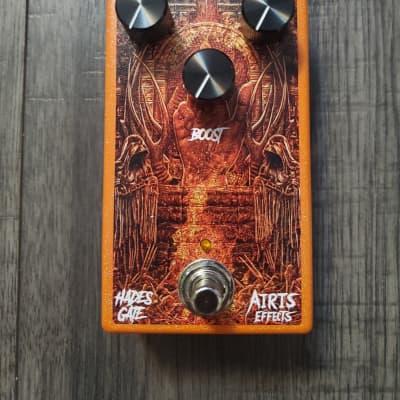 Airis Effects Limited Edition Hades Gate 2021 Orange
