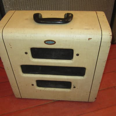 Vintage 1953 Valco Chicago 51 Combo Amp Tan for sale