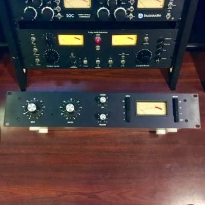 Hairball Audio 1176-ln limiting amplifier rev d Blackface