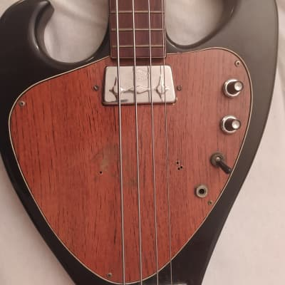 Wandre Etrurian bass 1967/68 black/light brown for sale