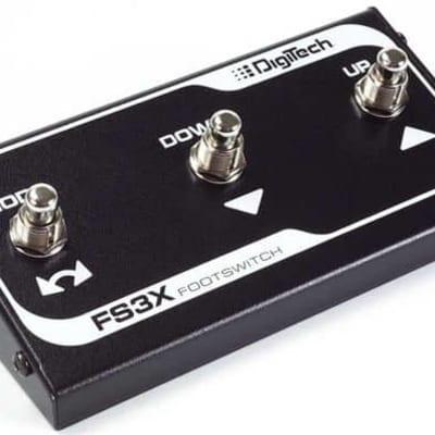 Digitech FS3X Jamman Looper Expander Footswitch for sale