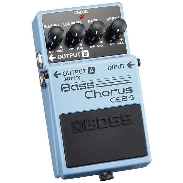 boss ceb 3 bass chorus guitar effects pedal reverb. Black Bedroom Furniture Sets. Home Design Ideas