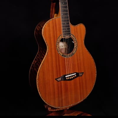 Petros Grand Concert 2012 Claro Walnut/Tunnel 13 Redwood for sale