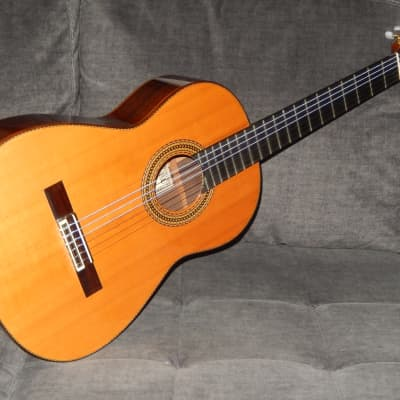 MADE IN 1981 MITSURU TAMURA S2000 SUPERB TORRES STYLE CLASSICAL CONCERT GUITAR for sale