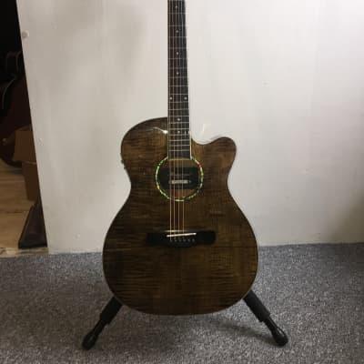 Merida OMCE Ltd  2019 Brown Electro Acoustic Guitar for sale