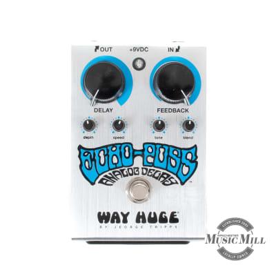 Way Huge WHE702S Echo-Puss Analog Delay Pedal xj304 (USED)