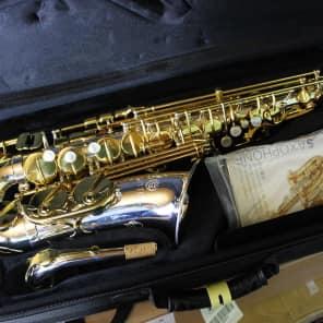 Jupiter JAS1100SG Intermediate Eb Alto Saxophone