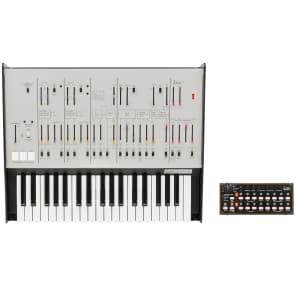 Korg ARP Odyssey FSQ Rev1 Tabletop Duophonic Synthesizer w Step Sequencer