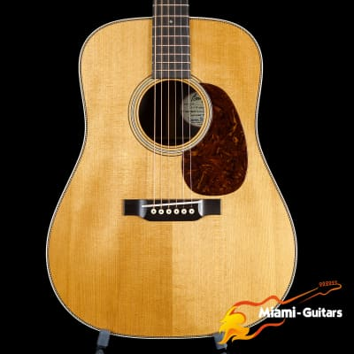 Bourgeois D -  Vintage Deluxe Torrefied Adirondack Spruce+Master Grade Brazilian Rosewood NAMM 2018
