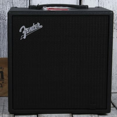 Fender® Rumble LT25 Electric Bass Guitar Combo Amplifier 25 Watt 1 x 8 Amp w USB