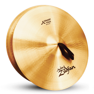 """Zildjian 20"""" A Concert Stage Orchestral Cymbals (Pair)"""