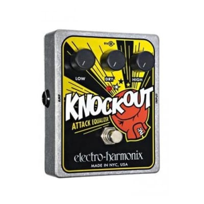 Electro-Harmonix Knockout Attack Equalizer Pedal for sale