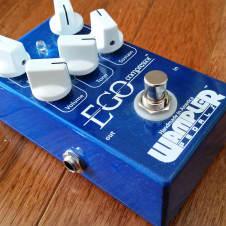 Wampler Ego Compressor Blue V1 5 Knob Pedal
