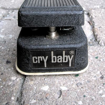 JEN CryBaby 1970 black for sale