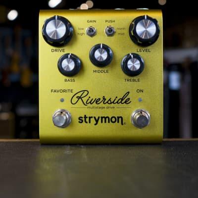 Strymon Riverside OD Guitar Pedal