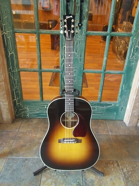 17038f8af8b Description; Shop Policies. Like Magdon Music on Facebook for all the  latest scoop! This is a very gently used Gibson Standard J-45 Acoustic  Electric Guitar ...