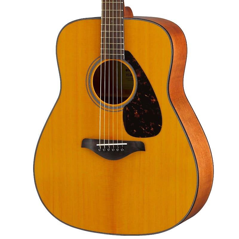 yamaha fg800vn acoustic guitar free bag accessories reverb. Black Bedroom Furniture Sets. Home Design Ideas