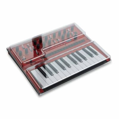 Decksaver Korg Monologue Cover (smoked clear)