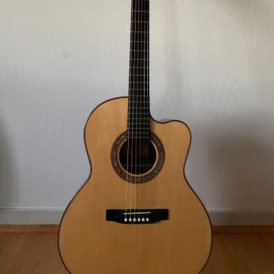 Manzer Manzer 2000 Indian Rosewood, German Spruce for sale