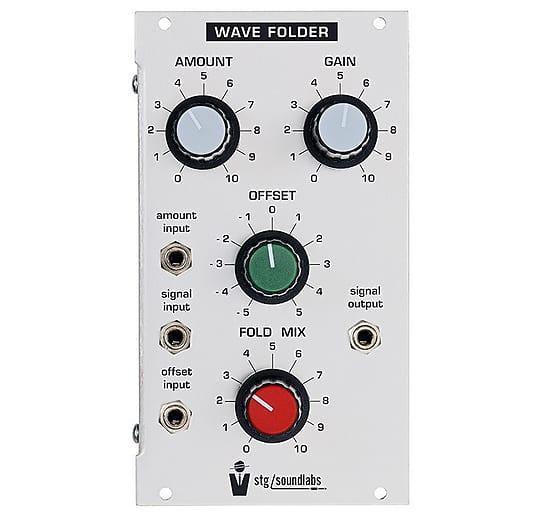 STG Soundlabs Wave Folder