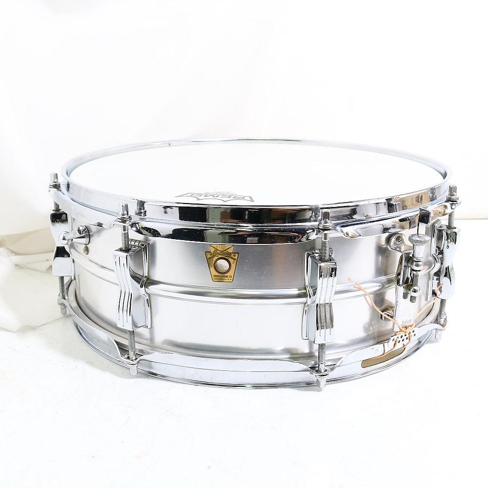 ludwig no 404 acrolite 5x14 aluminum snare with reverb. Black Bedroom Furniture Sets. Home Design Ideas