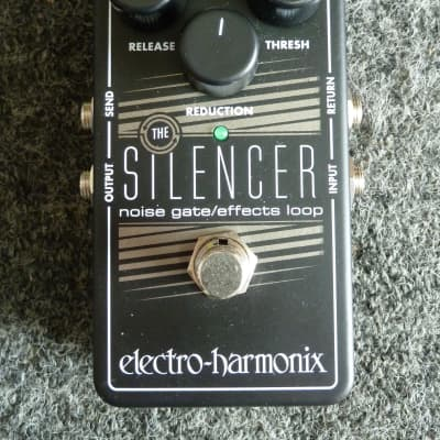 Electro-Harmonix The Silencer Noise Gate/Effects Loop 2019