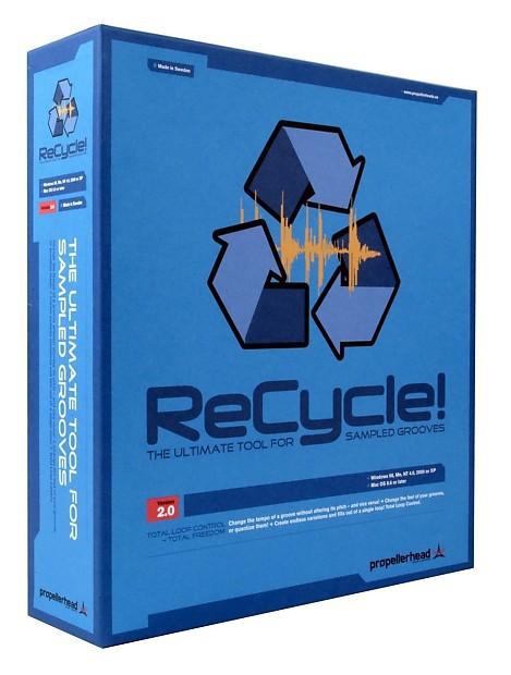 propellerhead recycle  full version