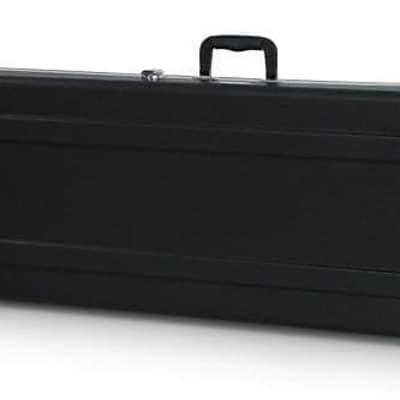 Gator GC-ELEC-XL Deluxe Molded Extra-Long Baritone Electric Guitar Case