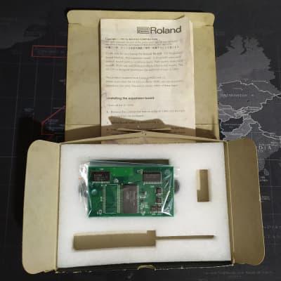 Roland VE-GS1 Voice Expansion Board