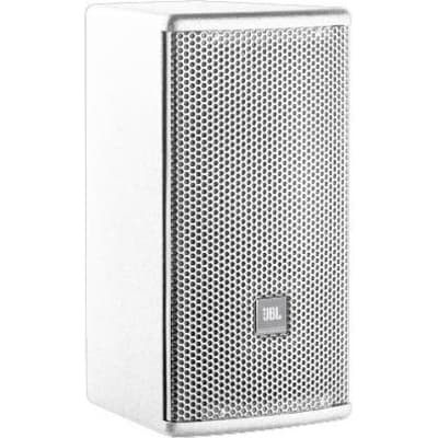 JBL AC16 Ultra Compact 2-Way Loudspeaker with 1 x 6.5 LF White