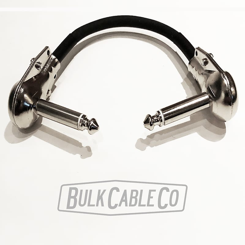 lava mini elc 6 pedalboard patch cable set of 1 reverb. Black Bedroom Furniture Sets. Home Design Ideas