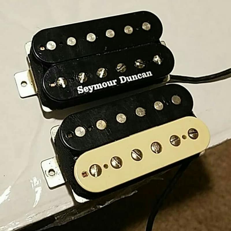 Seymour Duncan 59/JB Set Black And Zebra | Mikes Gear Deals
