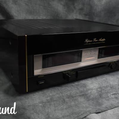 Pioneer M-90 Stereo power amplifier Black very good