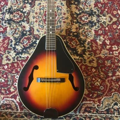 Harmony  M100 Mandolin Late 1970's Sunburst for sale