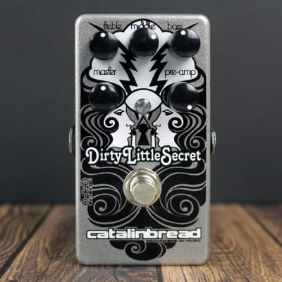 """Catalinbread Dirty Little Secret MKIII (""""Marshall in a Box"""")"""